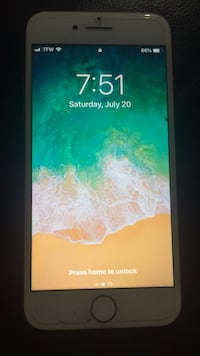 iPhone 7 128 GB  it's doesn't have any problems it's like brand new I used it for couple months Aurora, 80010