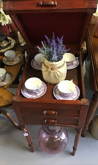 Vintage chest with top that opens Burlington, 01803