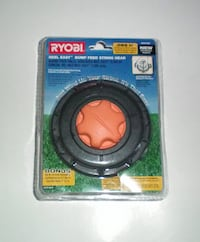 Ryobi Trimmer Replacement Reel Easy Bump Feed String Head NIP London