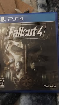 Fallout 4 PS4 game case Orem, 84097