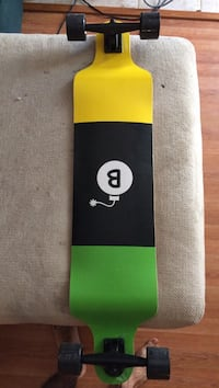 black, yellow, and green long board Lacey, 98513