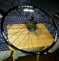 Rear Giant bicycle rim