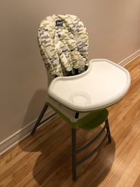Baby high chair Montreal