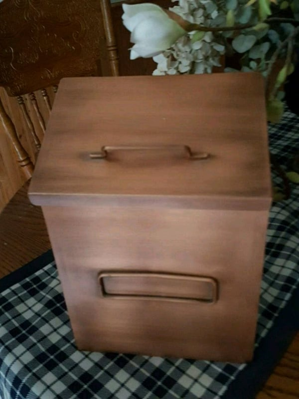 Used Smith And Hawkins Post Box Ready To Hang Perfect Condition