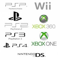 PS4 PS3 Wii XBOX ONE 360 PS2 REPAIR GAMES JEUX REPARATION PARTS Montréal, H2X 2K3