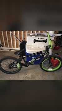 Black and green mirrico muse BMX bike Nashua, 03063