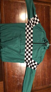 Green checkerboard jacket  Edmonton, T5X 5J6