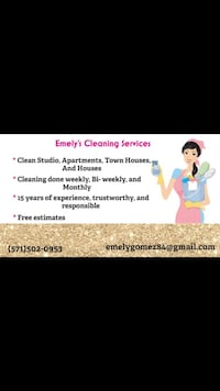 House cleaning Oxon Hill