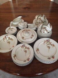 Vintage dishes  Ajax, L1S 7C5