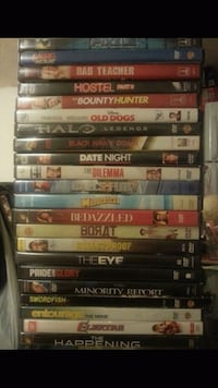 22 dvds West Valley City, 84120