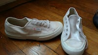 Vintage - Superga blanche - taille 38 Montreuil, 93100