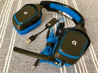 Logitech G430 7.1 DTS and Dolby Headset 纽约市, 11355