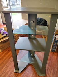 Entertainment center stand