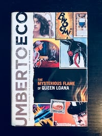 The Mysterious Flame of Queen Loana By Umberto Eco Catonsville, 21228