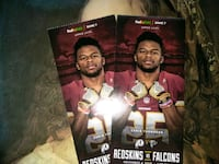 Redskins Vs Falcons Alexandria, 22314