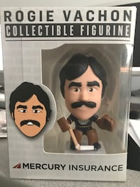 Rogie Vachon collectible figurine