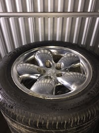 Dodge ram wheel and tires  Northbrook, 60062