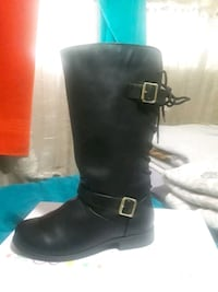 Brand new girls size 3 boots Livermore, 94551