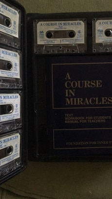 Acim A Course In Miracles Tapes, used for sale  Santa Monica, CA