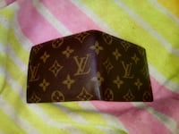 Louis Vuitton frame portfolio wallet 6516 km