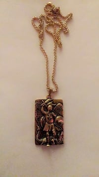 18k Gold St. Michael Necklace West Valley City, 84120