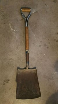 featherweight tempered shovel