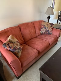 Furniture/Couch Love seat. From Ashley Furniture.
