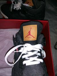 Denim Jordan 4s Indianapolis, 46220