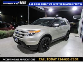 2011 Ford Explorer Limited Sport Utility 4D