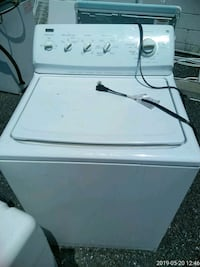 white top load clothes washer Aspen Hill, 20906