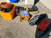 Garage sale leftovers Eden Prairie, 55347