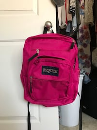 red and black Jansport backpack Wheatland, 95903