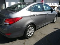2016 Hyundai Accent Gray 4dr Norfolk