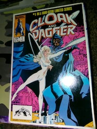1983 Cloak and Dagger OCT 1  Knoxville, 37918