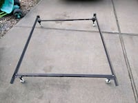 Metal bed frame Waterford Township, 48328