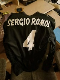 Real Madrid Sergio Ramos Jersey Fairfax, 22030