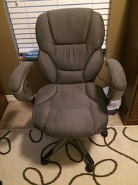 Almost New Office Chair. Paid $120 and Asking $60. Pick Up In Spruce Grove