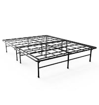 Queen Size Zinus 14 Inch Elite SmartBase Mattress Foundation for Big and Tall