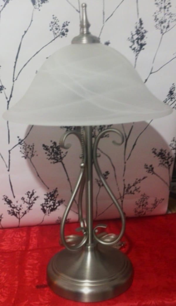 Dual Light - Glass Table Lamp a3e73918-0919-4bee-ad5a-78a650f87ffc