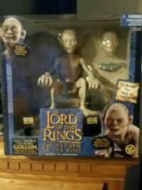 Lord of the Rings electric talking Gollum Saylorsburg, 18353