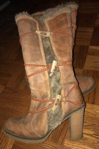 Cool looking Boots from Holt Renfrew  Toronto, M2J 4S5