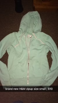 H&M ZIP Up  Colfax, 46035