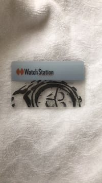 Watch station gift card -131$ in there Cambridge, N3H