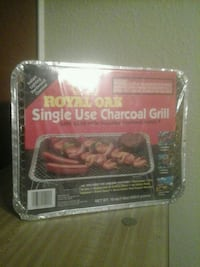 Royal Oak single use charcoal grill pack San Diego, 92115