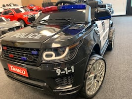 Police cars ( ride for kids )