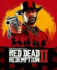 Red dead 2 ps4 Las Vegas, 89131