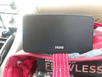 gray iHome portable speaker North Fort Myers, 33917