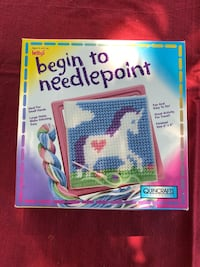 Kids needlepoint kit Oklahoma City, 73139