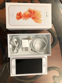 iPhone 6s, Rose Gold, 16gb, unlocked Vaughan, L4H 0T6