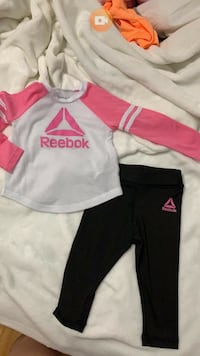Reebok baby outfit 9-12 months Toronto, M3N
